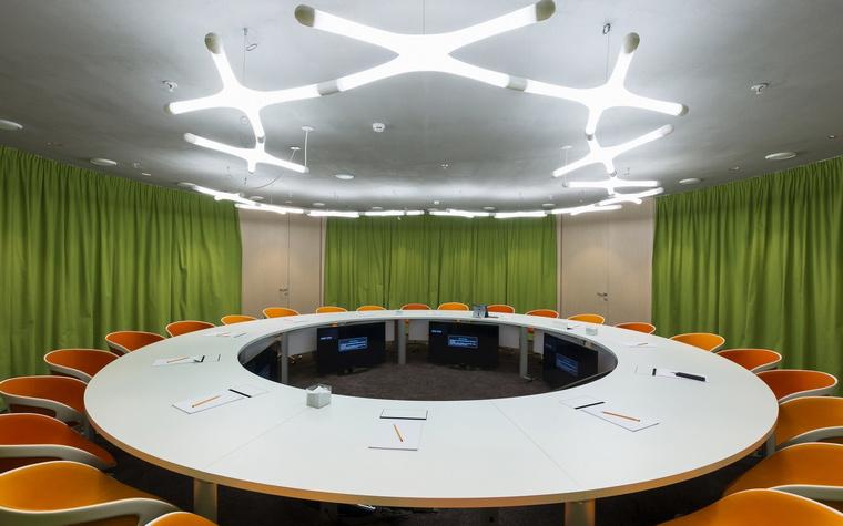 Дизайн офиса. офисы из проекта , фото №41734