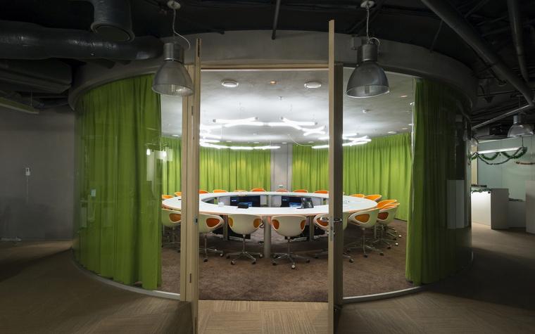 Дизайн офиса. офисы из проекта , фото №41735