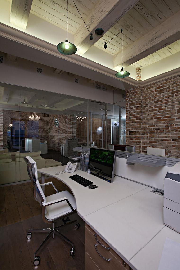 Фото № 41804 офисы  Дизайн офиса