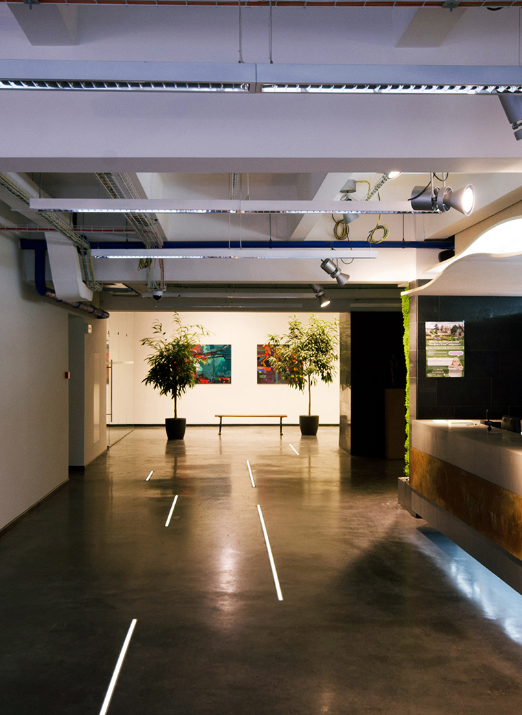 Фото № 42953 офисы  Дизайн офиса