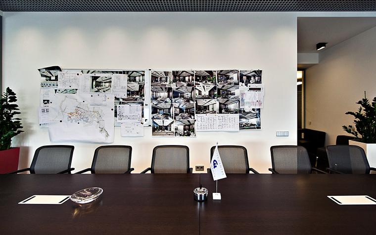 Фото № 43629 офисы  Дизайн офиса