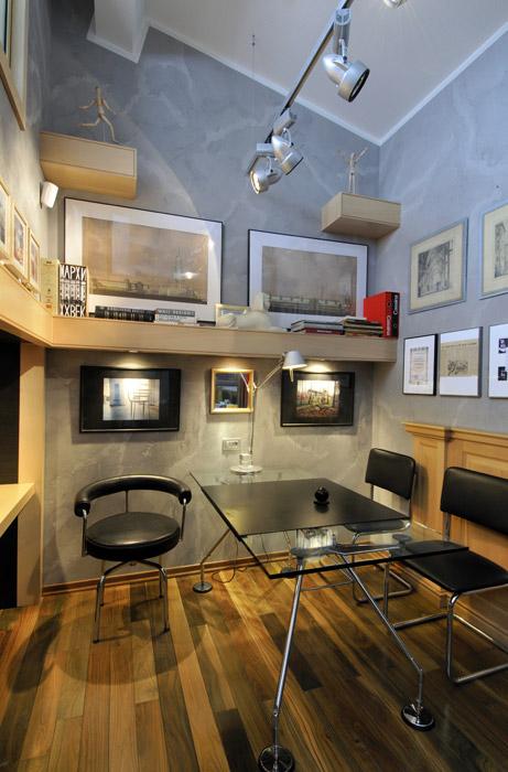 Дизайн офиса. офисы из проекта , фото №904