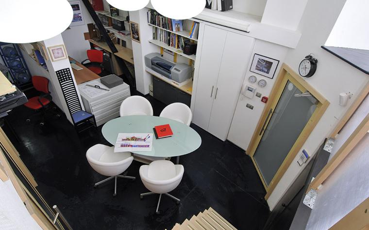 Дизайн офиса. офисы из проекта , фото №906