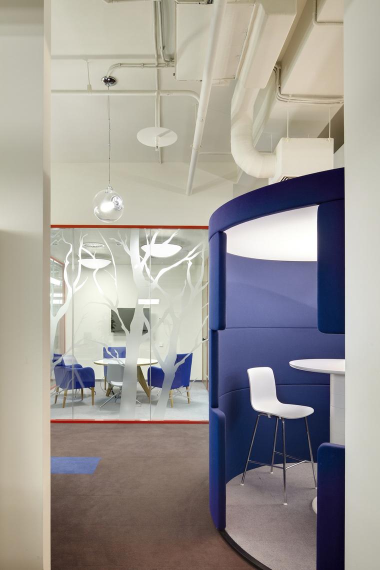 Фото № 46197 офисы  Дизайн офиса