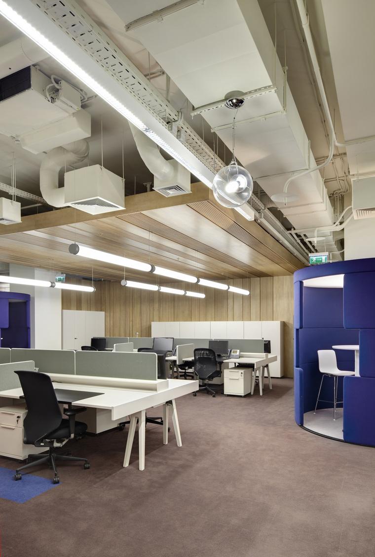 Фото № 46195 офисы  Дизайн офиса