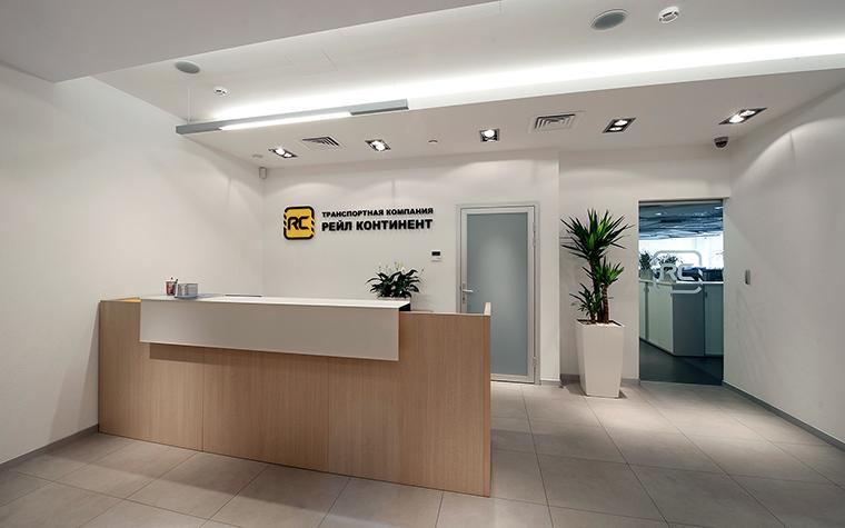 Дизайн офиса. офисы из проекта , фото №47212