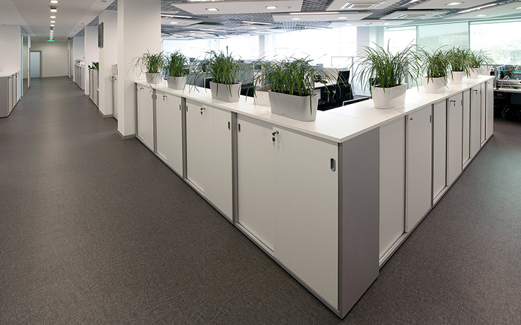 Дизайн офиса. офисы из проекта , фото №47214