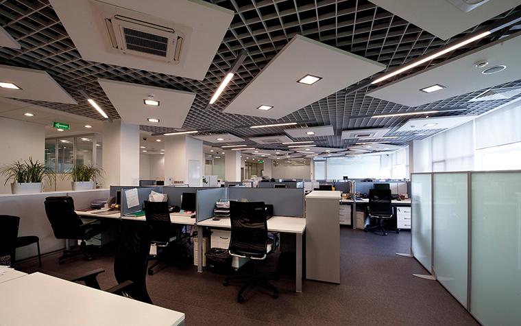Дизайн офиса. офисы из проекта , фото №47215