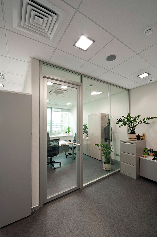 Дизайн офиса. офисы из проекта , фото №47216