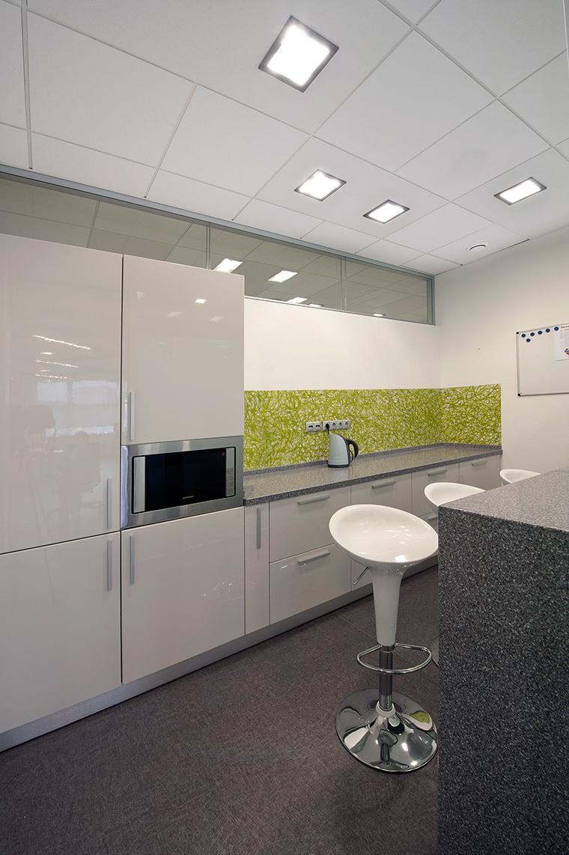 Дизайн офиса. офисы из проекта , фото №47217