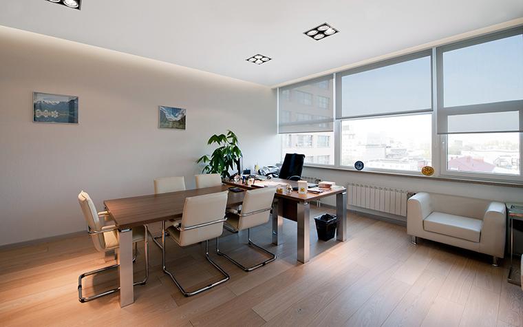 Дизайн офиса. офисы из проекта , фото №47219