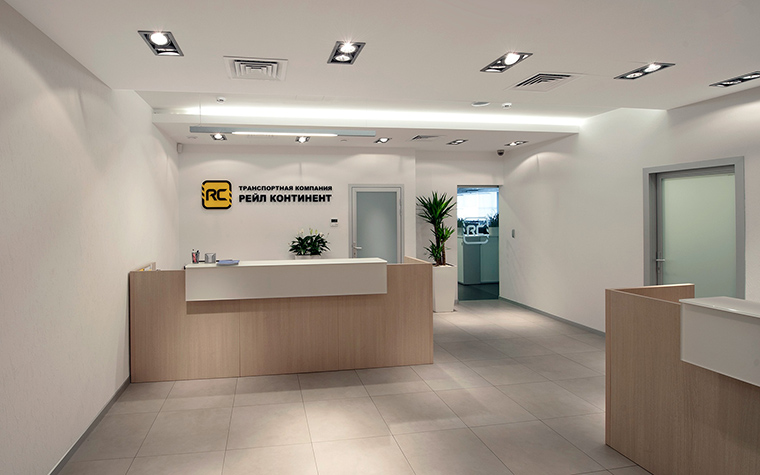 Дизайн офиса. офисы из проекта , фото №47220
