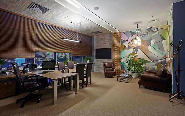 Фото № 48101 офисы  Дизайн офиса