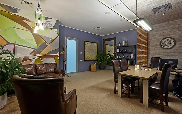 Фото № 48103 офисы  Дизайн офиса