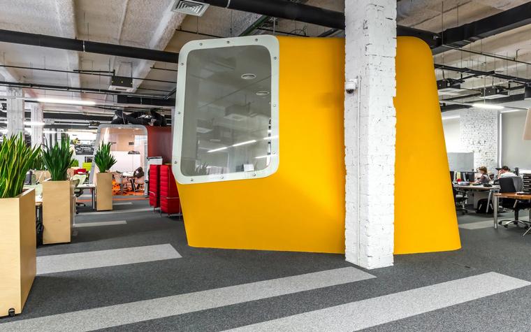Дизайн офиса. офисы из проекта , фото №49183