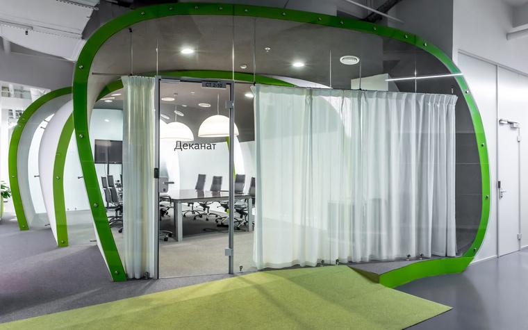 Дизайн офиса. офисы из проекта , фото №49187