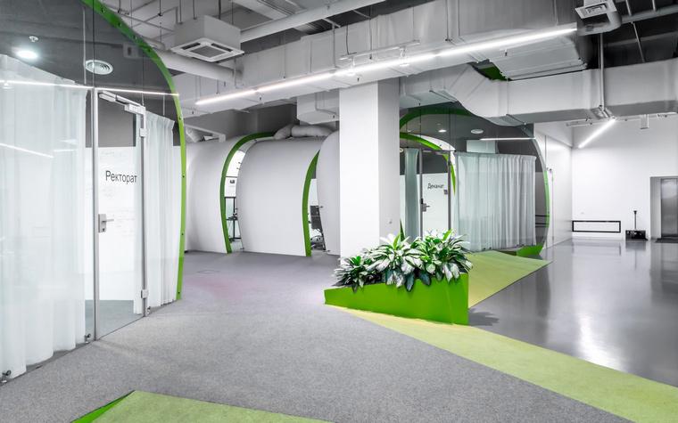 Дизайн офиса. офисы из проекта , фото №49189