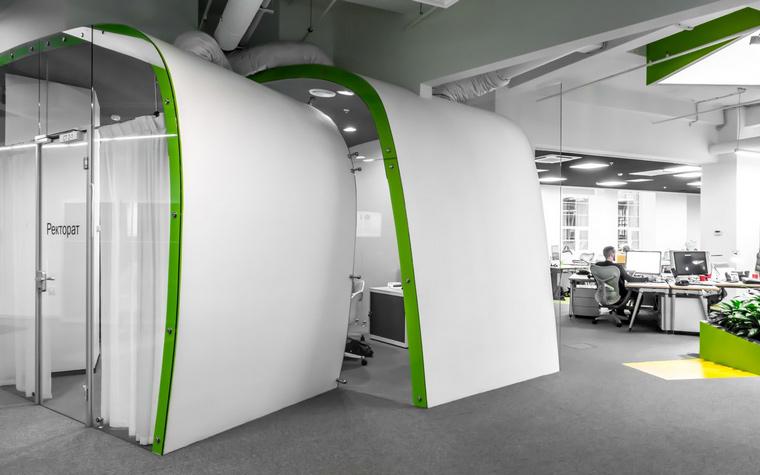 Дизайн офиса. офисы из проекта , фото №49190