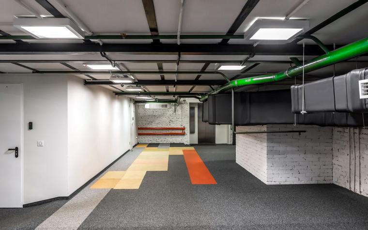 Дизайн офиса. офисы из проекта , фото №49191