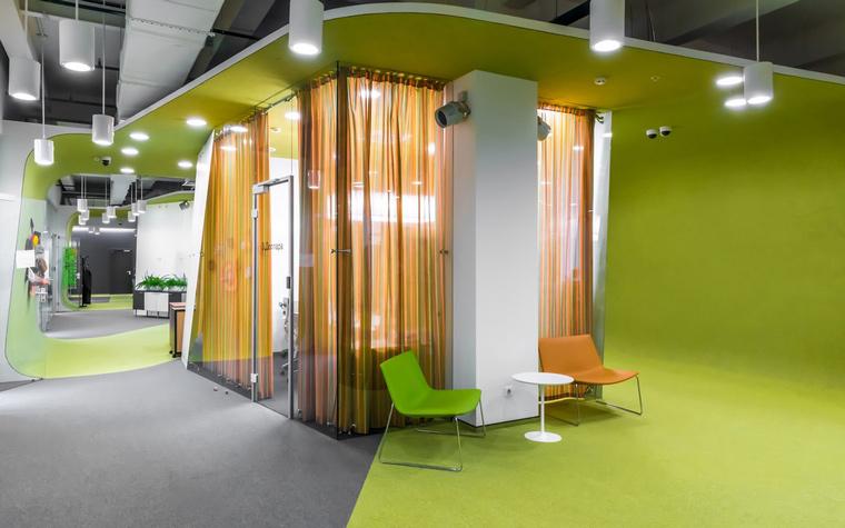 Дизайн офиса. офисы из проекта , фото №49199