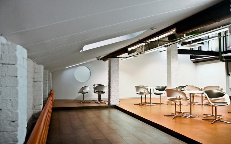 Дизайн офиса. офисы из проекта , фото №49193