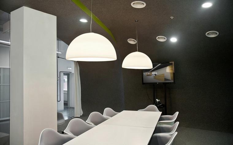 Дизайн офиса. офисы из проекта , фото №49194