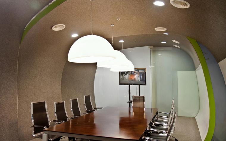 Дизайн офиса. офисы из проекта , фото №49195