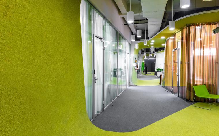 Дизайн офиса. офисы из проекта , фото №49200