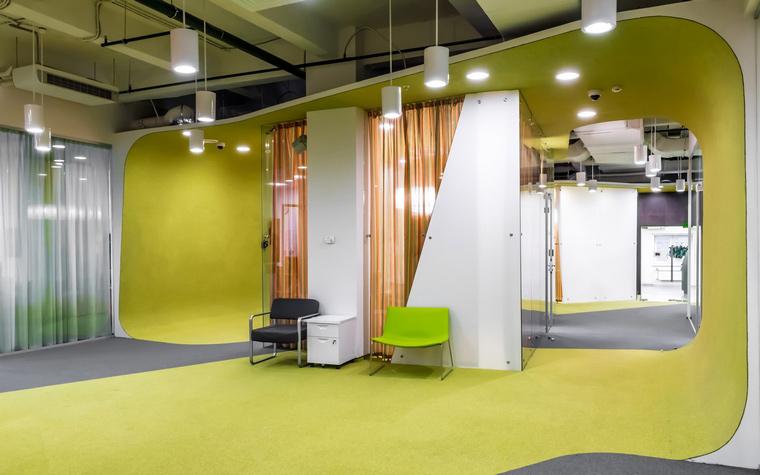 Дизайн офиса. офисы из проекта , фото №49201