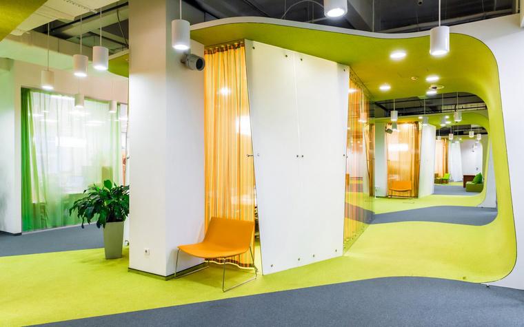 Дизайн офиса. офисы из проекта , фото №49202