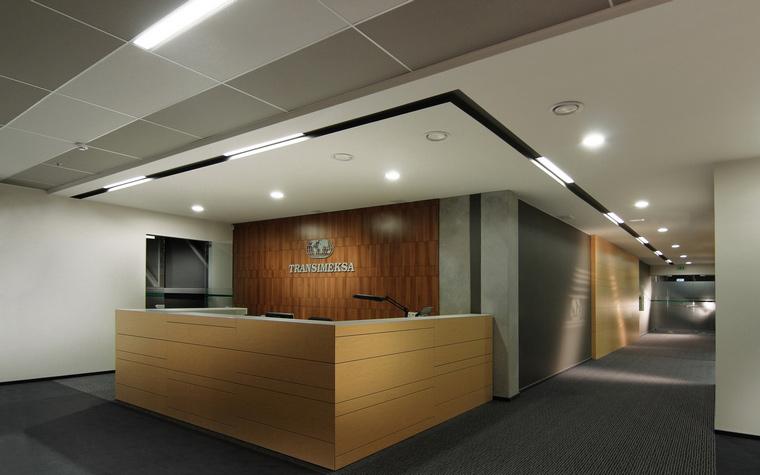 Дизайн офиса. офисы из проекта , фото №49227