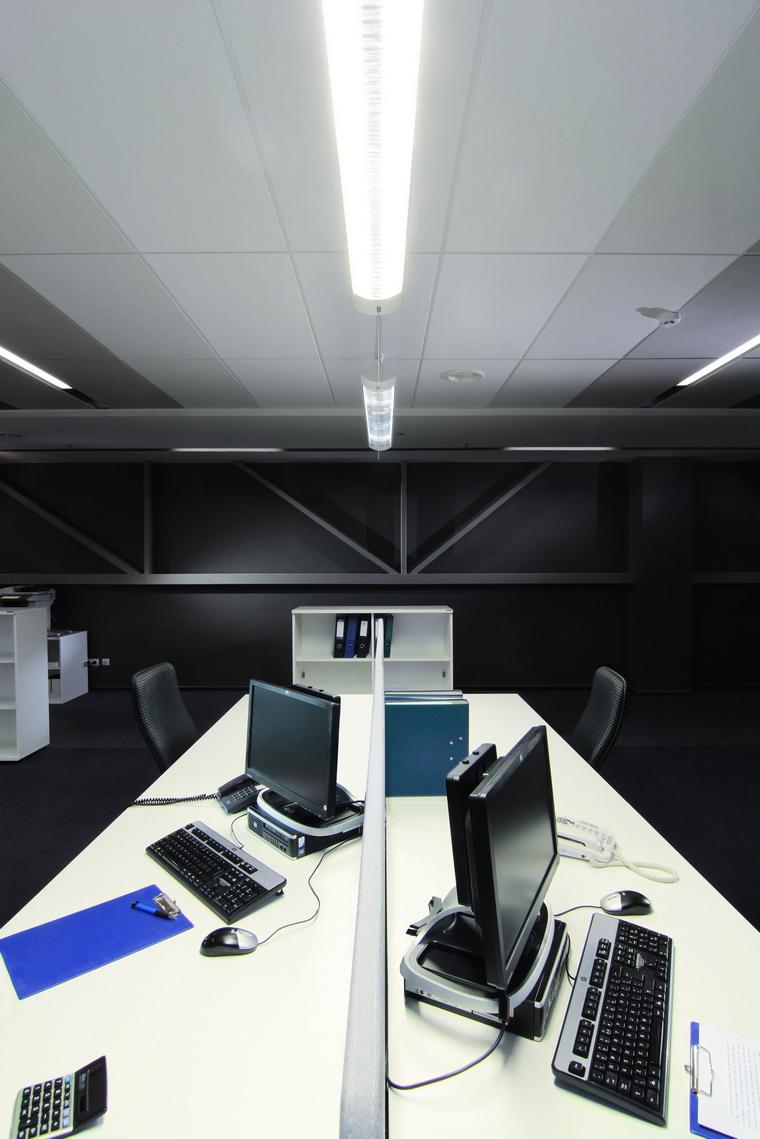 Дизайн офиса. офисы из проекта , фото №49228