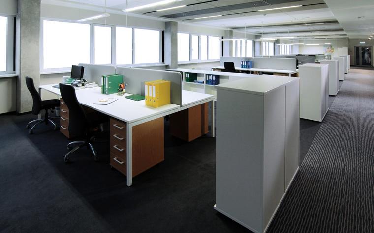 Дизайн офиса. офисы из проекта , фото №49229