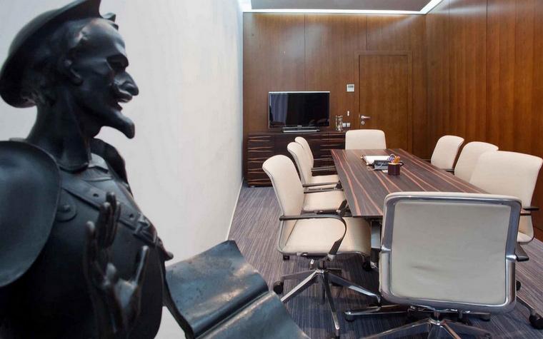 Дизайн офиса. офисы из проекта , фото №49465