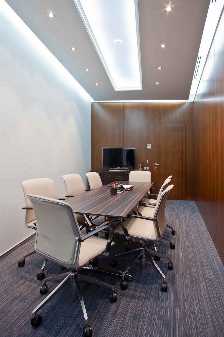 Дизайн офиса. офисы из проекта , фото №49466