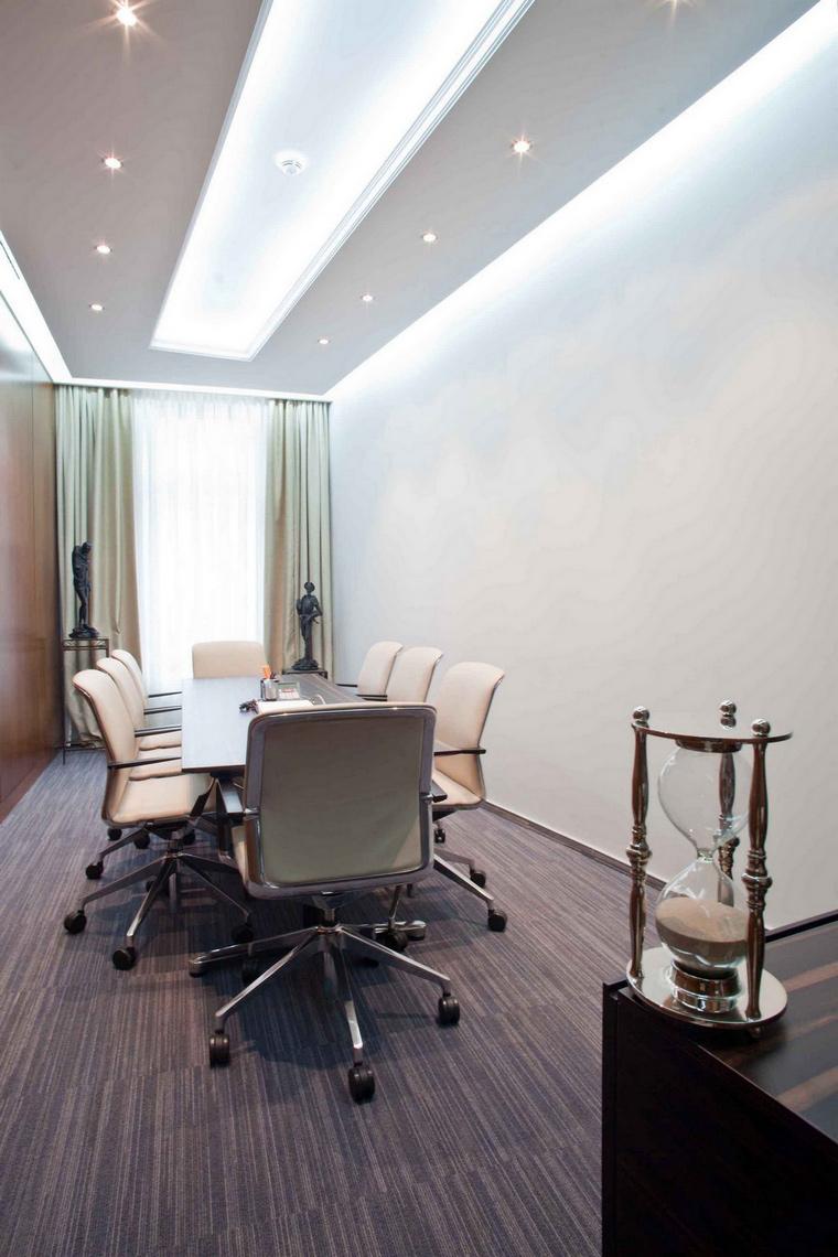 Дизайн офиса. офисы из проекта , фото №49467