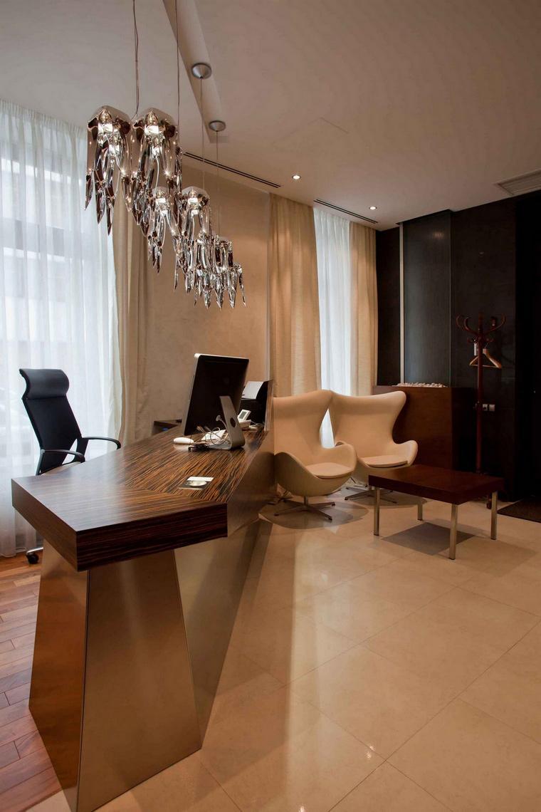Дизайн офиса. офисы из проекта , фото №49469