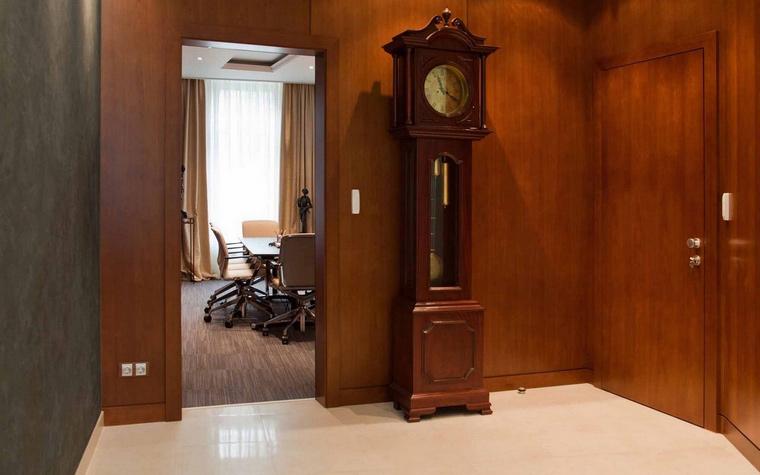 Дизайн офиса. офисы из проекта , фото №49459