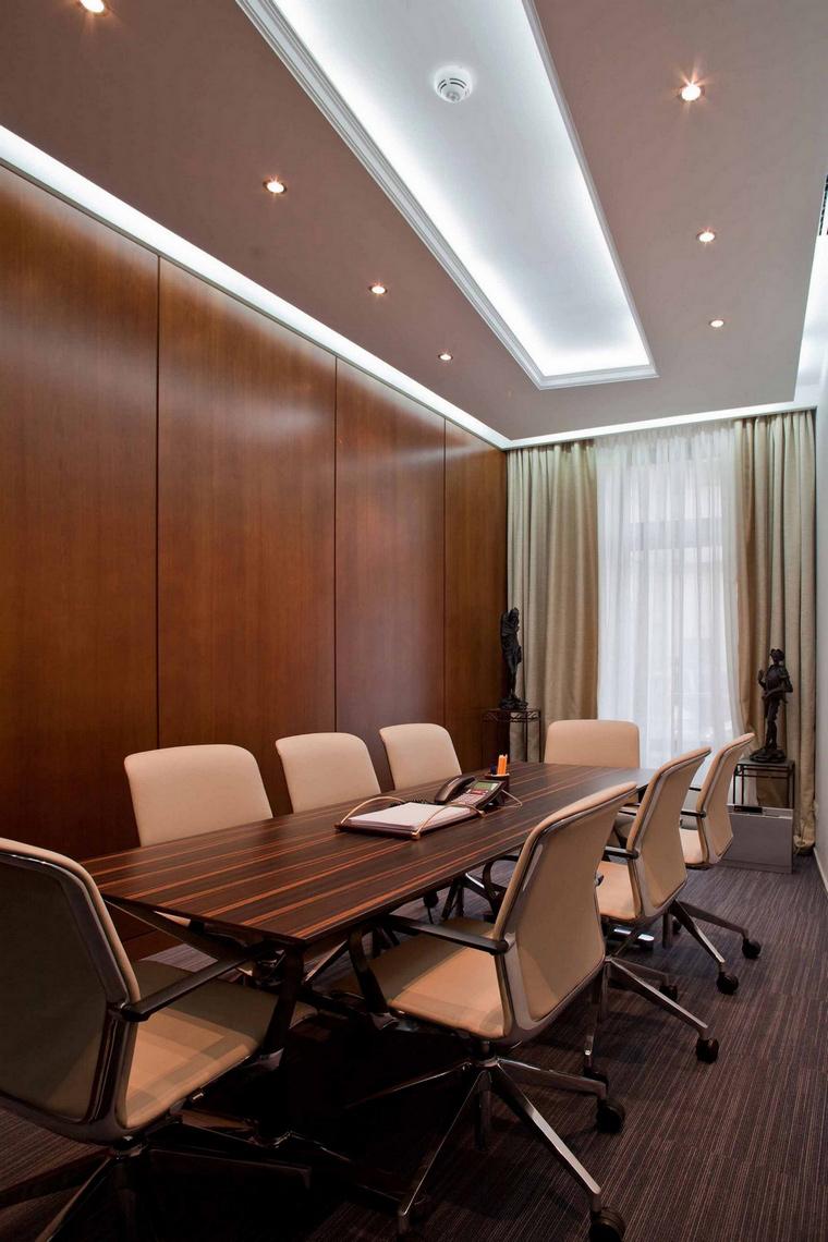 Дизайн офиса. офисы из проекта , фото №49464