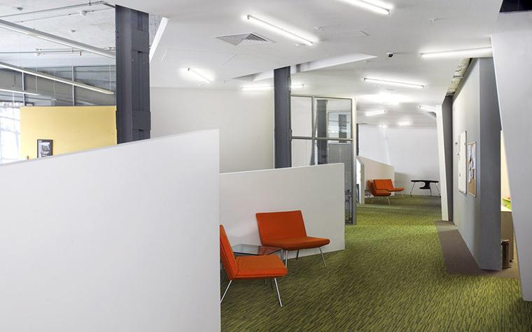 Дизайн офиса. офисы из проекта , фото №1154
