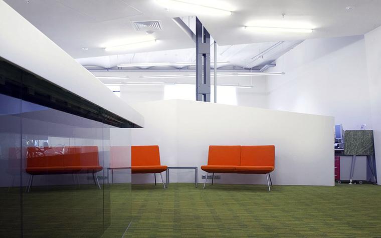Дизайн офиса. офисы из проекта , фото №1155