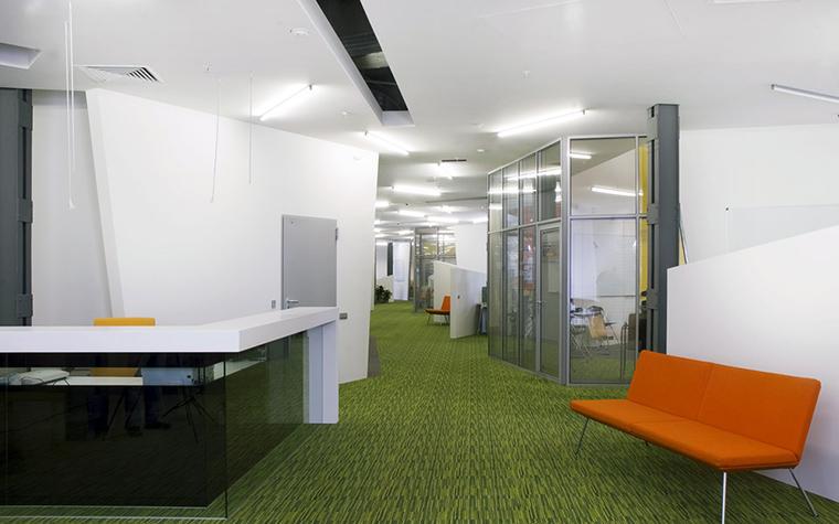 Дизайн офиса. офисы из проекта , фото №1156