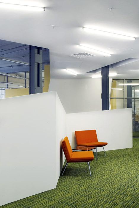 Дизайн офиса. офисы из проекта , фото №1160