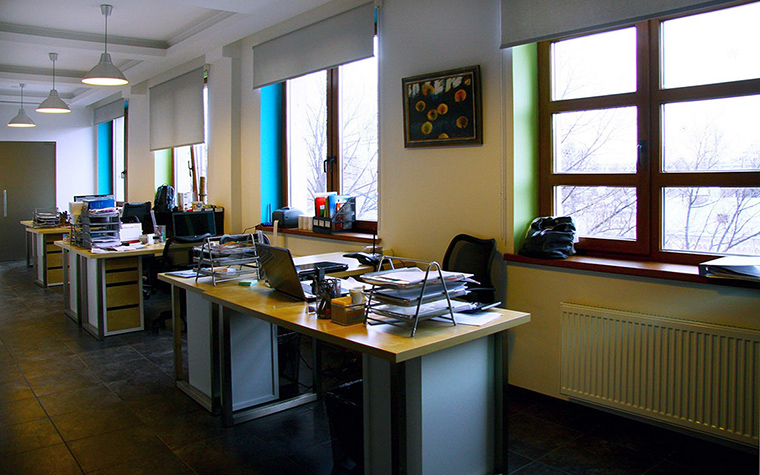 Фото № 50657 офисы  Дизайн офиса