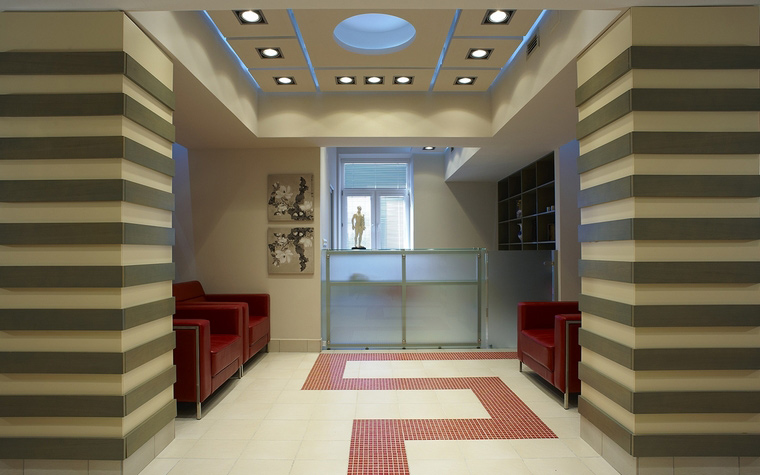 Дизайн офиса. офисы из проекта , фото №50939