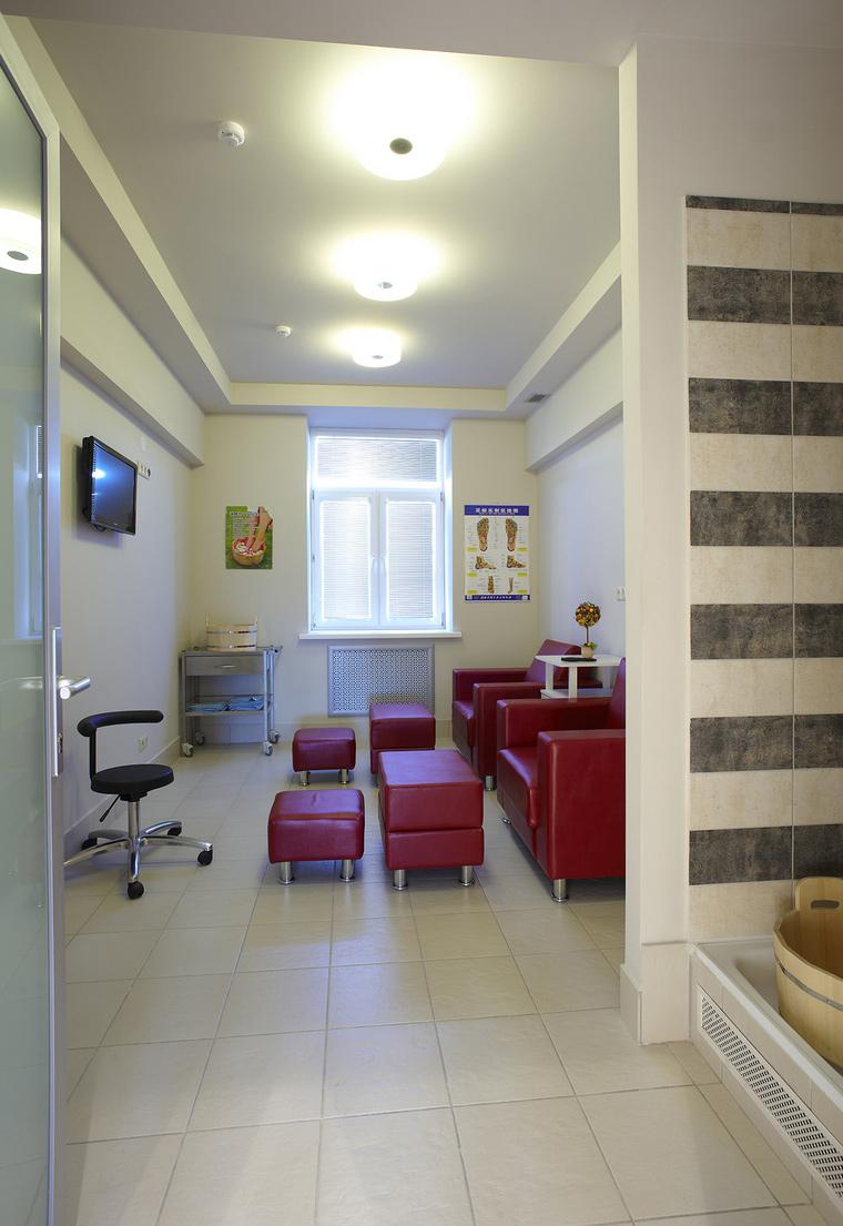 Дизайн офиса. офисы из проекта , фото №50941