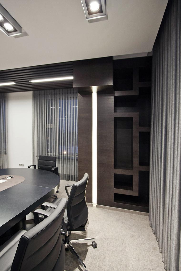 Фото № 51464 офисы  Дизайн офиса