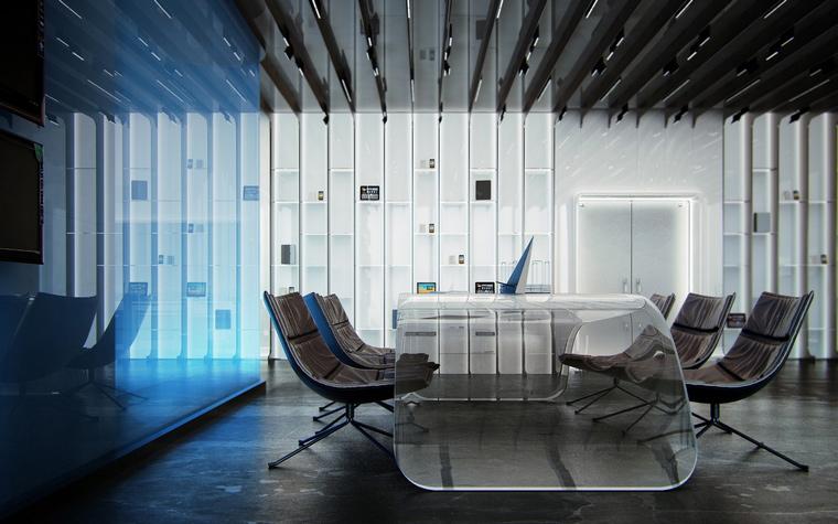 Фото № 52180 офисы  Дизайн офиса