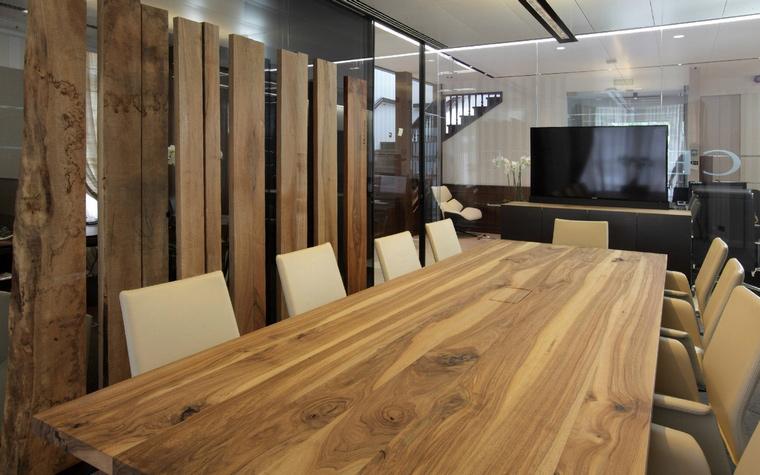 Дизайн офиса. офисы из проекта , фото №52926