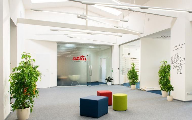Дизайн офиса. офисы из проекта , фото №53168